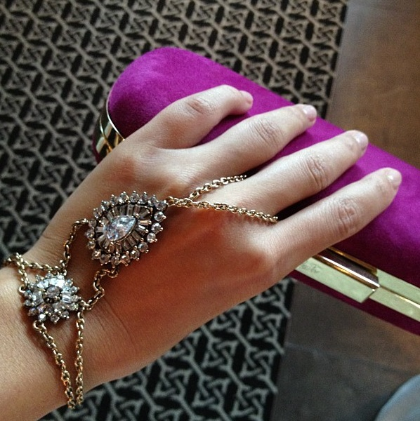 Samantha Wills bracelet I wore to the 2012 Logies.