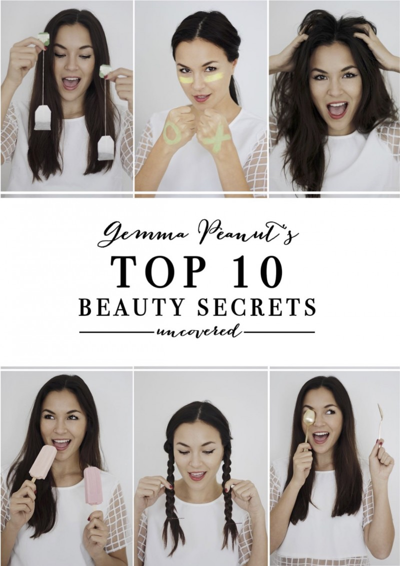 Gemma Pranita Beauty Tips & Secrets