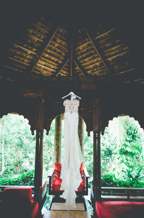 Gemma Pranita Wedding Dress Villa Kalyana